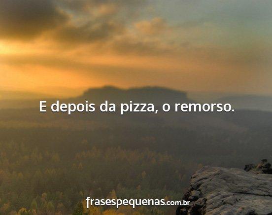 Frases De Pizza