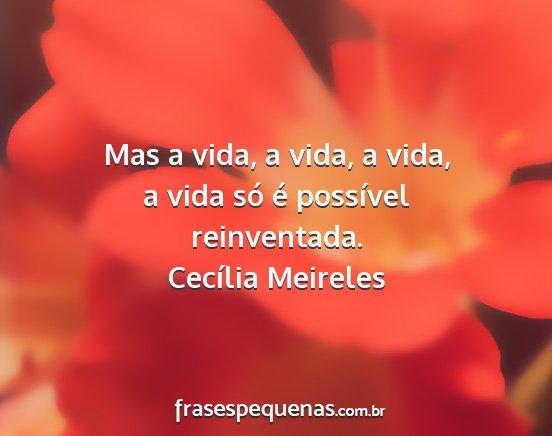 Cecília Meireles Frases E Pensamentos