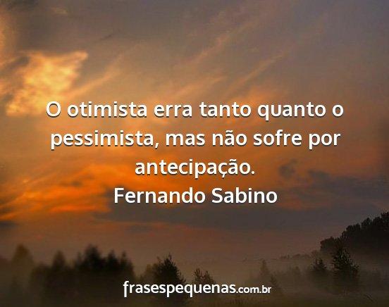 Fernando Sabino Frases E Pensamentos