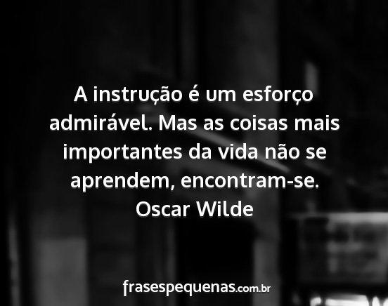 Oscar Wilde Frases E Pensamentos